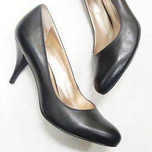DKNY SASSY Black Pump Heels